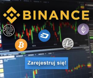 Binance - najlepsza gielda bitcoin i kryptowalut